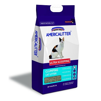 america litter ultra scooping cat litter review