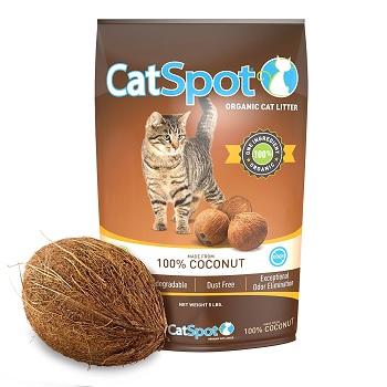 catspot cat litter review
