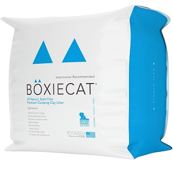 boxiecat cat litter