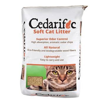 cedarific cat litter full
