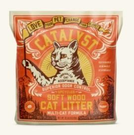 catalyst cat litter